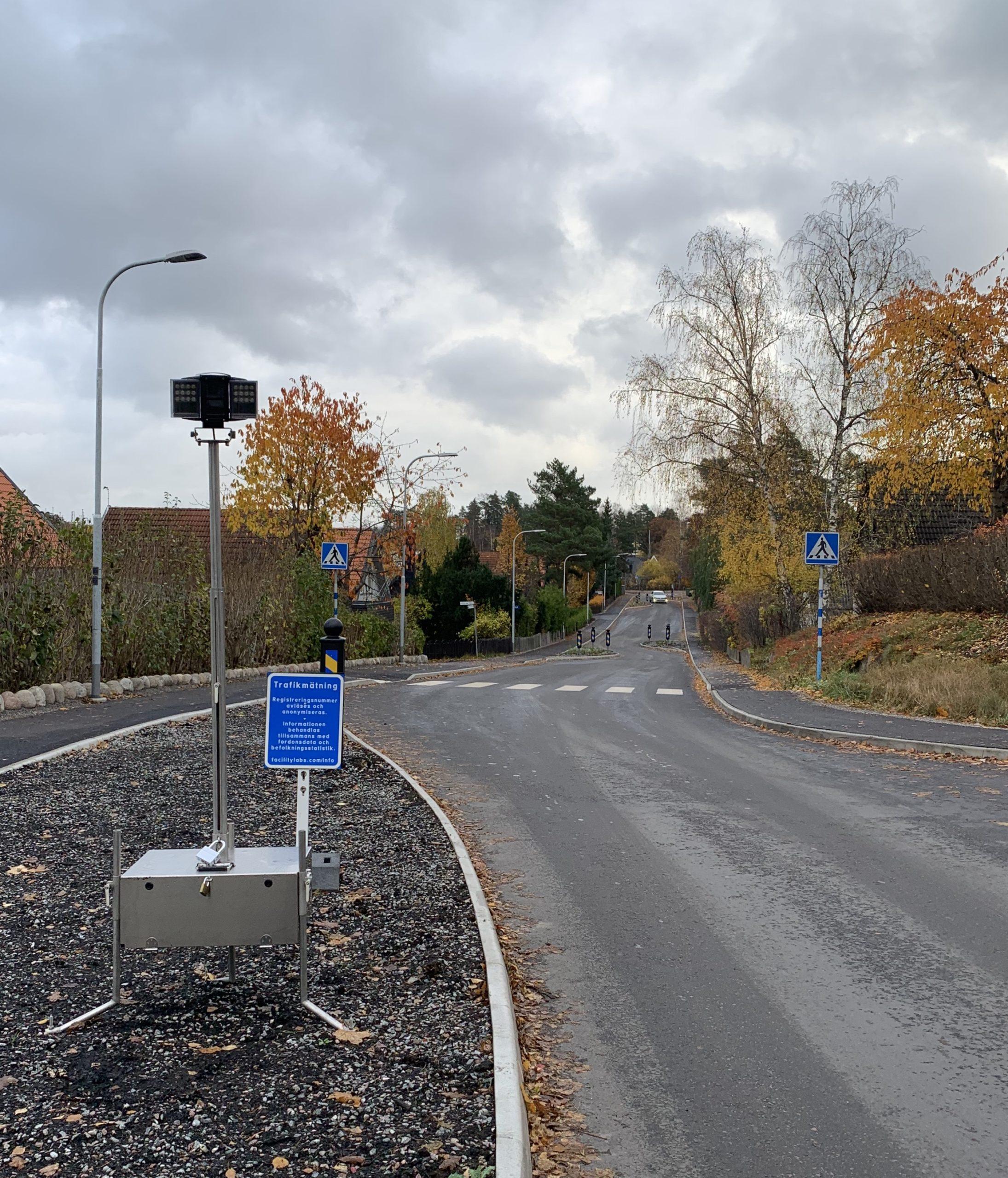 Hur säker är trafiken i bostadsområden?